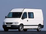 Защита картера Movano (A) 1998-2009 J9