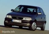 Защита картера Astra./Vectra./Calibra