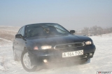 Защита картера Legacy II 1993-1999 BE,BH,BG