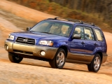 Защита картера Forester 2003 -2008 SG