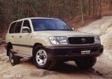 Защита картера Land Cruiser 100 1998 - 2007 J10