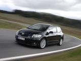Защита картера Corolla ./Auris (на пыльн) 2006-2012- E15..E18