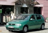 Защита картера Polo III 1994-2001 6N16N2.