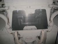 Защита КПП Audi Q3, Q5  2008-2012 Алюминий