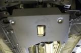 Защита картера и КПП Nissan Terrano/Renault Duster/Renault Kaptur