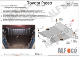 Toyota Passo 2004-2010 1