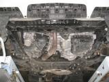 Защита картера и КПП Toyota Alphard 2008-
