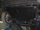Защита  для картера и КПП VW Golf VII/Audi A3 8V 2012-2017/seat
