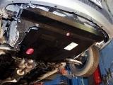 защита {картера и КПП} NISSAN Bluebird Sylphy (2000 - 2005) 1,5; 1,6; 1,8; 2,0 (кузов: G10) сталь 2