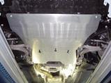Защита  картера Audi A4/A5 B8 2008-2011.
