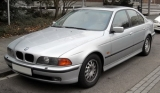 Защита МКПП BMW 525i E39 2000-2003