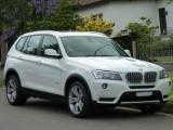 Защита АКПП BMW Х3 F25/BMW X4