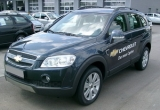 Chevrolet Captiva 2006-2011 all