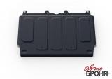 Защита картера Toyota Corolla 2018-, V-1.6
