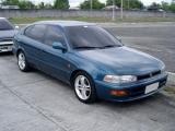 Защита картера Toyota Corolla E10#  1991-1996