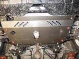 Защита {картера и КПП} TOYOTA Camry (2006 - 2011) 2,4 (кузов: V40) алюмин.