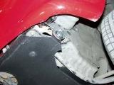 Защита картера и КПП для Mazda Demio 1996-2001 DW#/ Mazda 121
