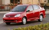 Защита картера и КПП Toyota Echo/ Yaris/Vitz/Platz 1999-2005