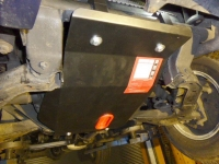 Защита картера и КПП Suzuki Escudo 1987-1997