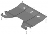 Защита картера и КПП Сhery Arrizo 7 седан 2014-2017.