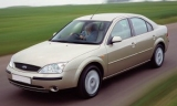 Ford Mondeo 2000-2007 all