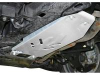 Комплект защиты коробки передач и крепеж, подходит для SUBARU Forester (13-15) 2,5 бен. АТ (уст-ка с NLZ.46.24.020 NEW)