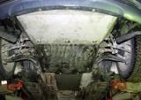 Защита {картера} BMW 3ER (1998 - 2001) 2,5 4wd (кузов: Е46)