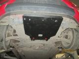 Защита картера Honda Fit Hybrid 2013-