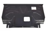 Защита картера и КПП сталь 2 мм для Hyundai Santa Fe (2018-2018) Kia Sorento Prime кроссовер (2017