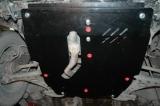 Защита {картера и КПП} CHERY Tiggo с кенгурином китайского пр-ва (2005 -) 2,4 ; сталь 2,5 мм, Гибка,
