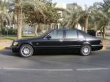 Защита картера W 220 1997-2004 3.2