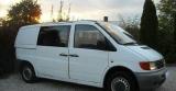 Защита картера Vito 1996-2003 W638