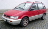 Mitsubishi Space Runner Передний привод 1991 - 1998 все