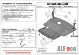 Mitsubishi COLT VI 2004-2008 1,3; 1,6