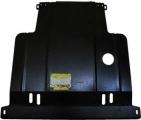 Защита двигателя Toyota Sprinter V-1,3;1,5;1,6;1,8 (1991-2002) (2 мм, Сталь)