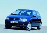 Защита картера и КПП Volkswagen Polo III