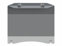 Защита картера малая Chevrolet Niva (Lada 2123) 2003- , сталь 2мм