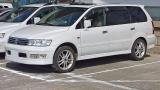Защита картера и КПП Mitsubishi Space Wagon 2,0 1998-2002