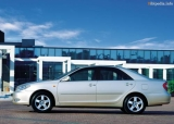 Защита картера Camry 2001-2005 V30
