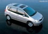 Защита картера Corolla Verso