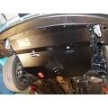 Защита картера и КПП для NISSAN Teana, 2 003-2 008, J31, сталь 2,0 мм