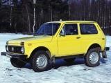 Защита картера НИВА 2121 1976-