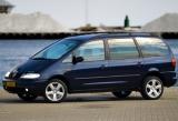 Volkswagen Sharan 1995-2003 1,8; 2,0; 2,8