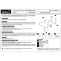 Защита {АКПП} VOLKSWAGEN Touareg (2006 - 2010) 3,0 TDI (кузов: 7LA, 7L6, 7L7) алюмин