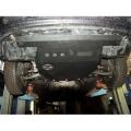 защита {картера и КПП} TOYOTA Corona Правый руль (1992 - 1997) 1,6; 1,8; 2,0 (кузов: T19) сталь