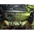 Защита {картера и КПП} TOYOTA Estima/Previa (2000 - 2006) 2,0; 2,4 (кузов: ACR3) сталь
