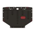 Защита картера для VOLKSWAGEN Passat B5, 1 996-2 005, 3B5, сталь