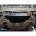 Защита картера и КПП, SEAT Cordoba (6K2; 6L2), 2,0; 1,9 D, 1993 - 1999, сталь 2 мм