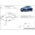 Защита {картера и КПП} VOLKSWAGEN Polo Hatchback (1999 - 2001) 1,0; 1,2; 1,4 (кузов: 6)/Seat Arosa стал