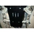 Защита {КПП} VOLKSWAGEN Touareg (2003 - 2010) 3,2; 4,2; 2,5d (кузов: 7LA, 7L6, 7L7) алюмин